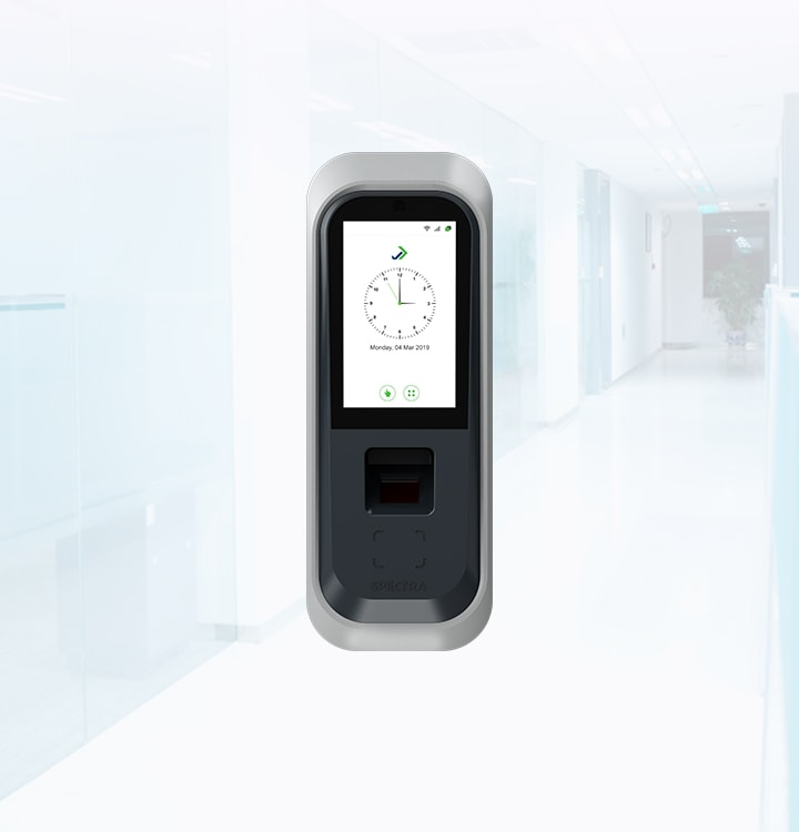 Biometric Solution and Access Control System Manufacturer | Spectra